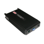 Lind Electronics PA1580-1921 power adapter/inverter Black