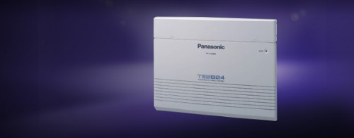 Panasonic KX-TES824E Private Branch Exchange (PBX) system