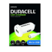 Duracell DR5022W Outdoor White mobile device charger