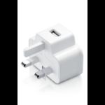 Samsung *Samsung UK Mains Adapter 5V 2Amp ETA-U90UWE - White (ETA-U90UWE) Official By Samsung - For Note Tab