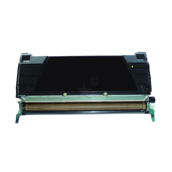 Remanufactured Lexmark C5220YS Yellow Toner Cartridge