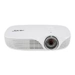 Acer Portable LED K138ST Portable projector DLP WXGA (1280x800) 3D White data projector