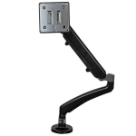 "StarTech.com ARMSLIM monitor mount / stand 34"" Clamp Black"
