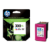 HP 300XL Tri-color Ink Cartridge Original Cian, Magenta, Amarillo 1 pieza(s)