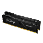 Kingston Technology FURY Beast memory module 16 GB 2 x 8 GB DDR4 2666 MHz