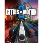 Paradox Interactive Cities in Motion 2 Basic Linux/Mac/PC video game