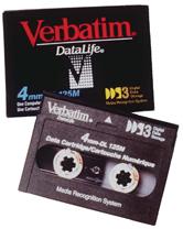 Verbatim Data cartridge 4mm DL 125M DDS 3.81 mm