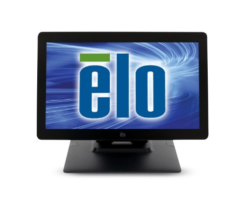 """Elo Touch Solution 1502L touch screen monitor 39.6 cm (15.6"""") 1366 x 768 pixels Black Multi-touch"""