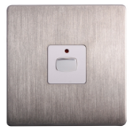 EnerGenie MIHO077 light switch Brushed steel