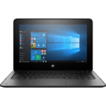 """HP ProBook x360 11 G1 EE Silver Notebook 29.5 cm (11.6"""") 1366 x 768 pixels Touchscreen Intel® Pentium® 4 GB DDR3L-SDRAM 128 GB SSD Wi-Fi 5 (802.11ac) Windows 10 Pro"""