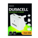 Duracell DR6001W mobile device charger