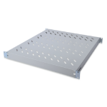 """Digitus Shelf with Variable Rails for Fixed Mounting in 483 mm (19"""") Cabinets"""