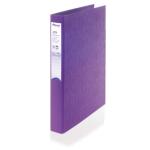 Rexel JOY 2 Ring Binder 25mm Perfect Purple