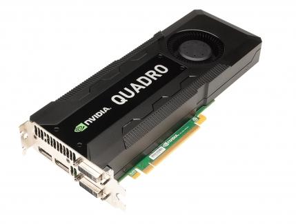 Lenovo 0B47081 NVIDIA Quadro K5000 4GB graphics card