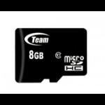Team Group microSDHC 8GB memory card Class 10