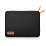 "Port Designs TORINO 15.6"" notebook case 39.6 cm (15.6"") Sleeve case Black"