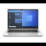 "HP ProBook 430 G8 Notebook 33,8 cm (13.3"") Full HD Intel® 11de generatie Core™ i3 8 GB DDR4-SDRAM 128 GB SSD Wi-Fi 6 (802.11ax) Windows 10 Pro Zilver"