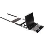 "Black Box ServTray rack console 48.3 cm (19"") 1280 x 1024 pixels 1U"