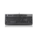 Lenovo 4X30M86890 keyboard USB French Black
