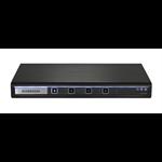 Vertiv SC840D-202 Black KVM switch