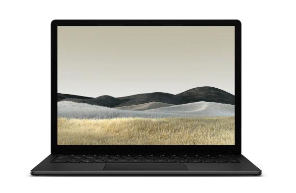 "Microsoft Surface Laptop 3 Zwart Notebook 34,3 cm (13.5"") 2256 x 1504 Pixels Touchscreen 10th gen Intel® Core™ i5 i5-1035G7 8 GB LPDDR4x-SDRAM 256 GB SSD Windows 10 Pro"