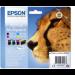 Epson Multipack T0715 4 colores (etiqueta RF)