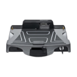 Getac GDVNG1 Black, Grey notebook dock/port replicator
