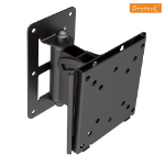 Brateck LCD Swivel Wall Mount Bracket Vesa 50mm/75mm/100mm 13'-27' LCD Panel Up to 30kg