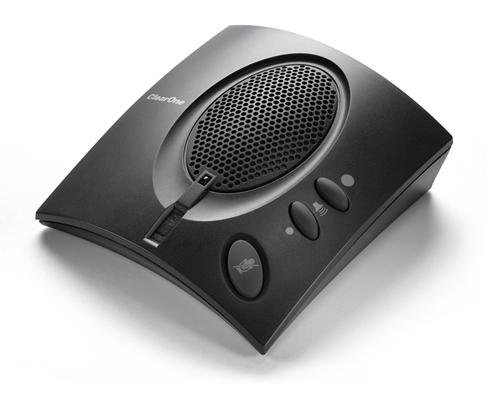 ClearOne CHAT 50 USB speakerphone PC Black USB 2.0