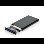 "Port Designs 900030 SSD enclosure 2.5"" Zwart opslagbehuizing"