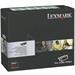 Lexmark 12A7344 Toner black, 30K pages @ 5% coverage