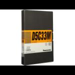 Panasonic AJ-D5C33M Video сassette 66min 1pcs audio/video cassette