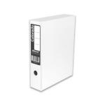 Rexel Colorado Box File A4 White (5)