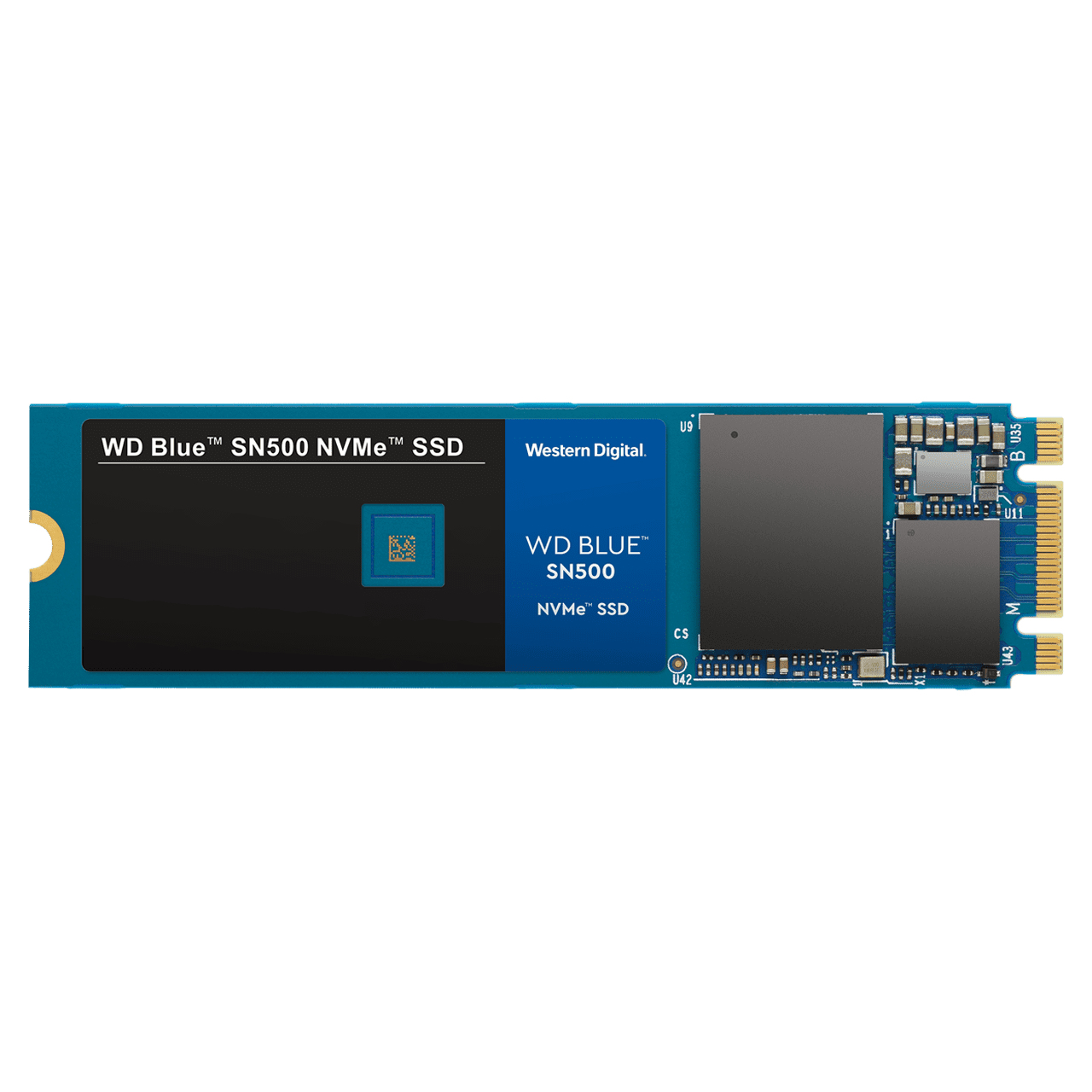 Western Digital WD Blue SN550 NVMe M.2 500 GB PCI Express 3.0 3D NAND
