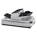 Fujitsu fi-7700S 600 x 600 DPI Flatbed & ADF scanner Black,White A3