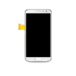 Samsung Mea Front Octa LCD White White - Approx 3-5 working day lead.