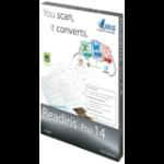 I.R.I.S. Readiris14 Pro, Mac, Box