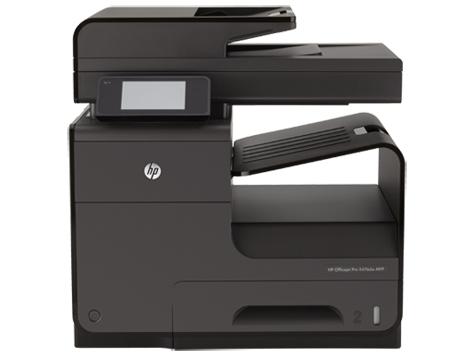 HP Officejet pro X476DW AIO A4 / 42 PPM Duplex X series - CN461A#A80
