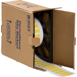 Brady Diesel Resistant Sleeves Yellow Polyolefin 500 pc(s)
