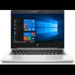 "HP ProBook 430 G6 Notebook Silver 33.8 cm (13.3"") 1366 x 768 pixels 8th gen Intel® Core™ i3 8 GB DDR4-SDRAM 128 GB SSD Wi-Fi 5 (802.11ac) Windows 10 Home"
