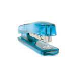 Rapesco Klippa Stapler 10 Sheet Assorted Transparent Colours