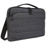 "Targus Groove X2 notebook case 33 cm (13"") Messenger case Black, Navy"