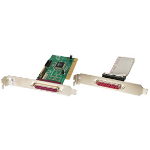 Lindy 2-port Parallel PCI Card interface cards/adapter