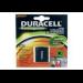Duracell Digital Camera Battery 3.7v 670mAh 2.5Wh