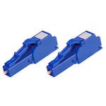 AddOn Networks ADD-ATTN-LCPCMM2-1DB fibre optic adapter LC/LC Blue 2 pc(s)