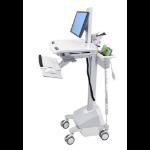 Ergotron SV42-6302-4 PC Multimedia cart White multimedia cart/stand
