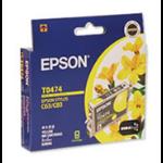 Epson T0474 Original yellow