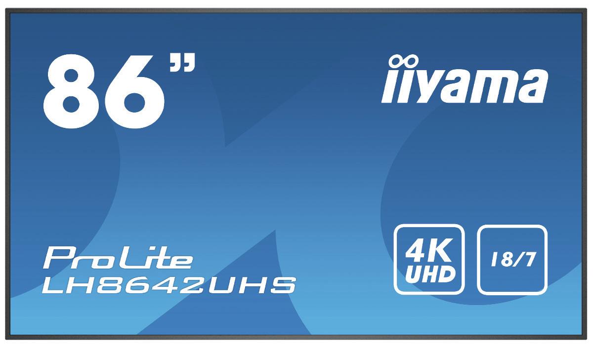 iiyama Prolite LH8642UHS-B1 2.17 m 85.6