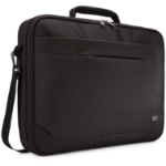 "Case Logic Advantage ADVB-117 Black notebook case 43.9 cm (17.3"") Messenger case"