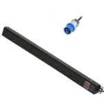 Lindy 29999 power distribution unit (PDU) 12 AC outlet(s) Black